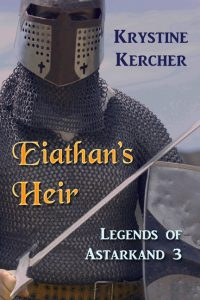 Eiathan's Heir 2nd Edition ebook Cover low-res